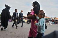 Marrakesh, Morocco, Northern Africa, 2013