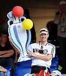EM Fotos Fussball Europameisterschaft 2008 Halbfinale: Deutschland - Tuerkei