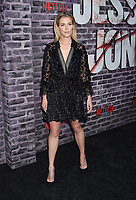 "HOLLYWOOD, CA - MAY 28: Rachel Taylor attends a Special Screening Of Netflix's ""Jessica Jones"" Season 3 at ArcLight Hollywood on May 28, 2019 in Hollywood, California.<br /> CAP/ROT/TM<br /> ©TM/ROT/Capital Pictures"