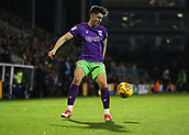 31st October 2017, Craven Cottage, London, England; EFL Championship football, Fulham versus Bristol City; Callum O'Dowda of Bristol City in action