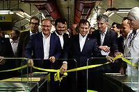 04.04.2018 - Alckmin e Doria inauguram a Estação Oscar Freire do metrô em SP