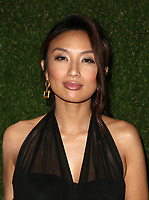 BEVERLY HILLS, CA - JANUARY 7: Jeannie Mai, at 75th Annual Golden Globe Awards_Roaming at The Beverly Hilton Hotel in Beverly Hills, California on January 7, 2018. <br /> CAP/MPIFS<br /> &copy;MPIFS/Capital Pictures