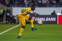 Paul-Jose Mpoku (Standard Lüttich, R. Standard de Liege) - 24.10.2019:  Eintracht Frankfurt vs. Standard Lüttich, UEFA Europa League, Gruppenphase, Commerzbank Arena<br /> DISCLAIMER: DFL regulations prohibit any use of photographs as image sequences and/or quasi-video.