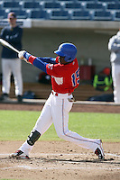 Frandy De La Rosa - Dominican Prospect League all-stars 2012 minor league spring training (Bill Mitchell)