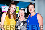 Aisling Griffin, Mary Kelly and Danielle O'brien at the Shave for Amy in the K-town bar on Friday evening