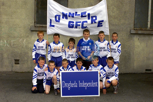 Lannleire GFC who took part in the Drogheda Independent Blitz..Picture Fran Caffrey Newsfile.