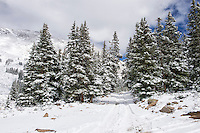 Snow in Colorado