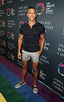 LOS ANGELES, CA -APRIL 7: Wilson Cruz, at Grand Opening Of The Los Angeles LGBT Center's Anita May Rosenstein Campus at Anita May Rosenstein Campus in Los Angeles, California on April 7, 2019.<br /> CAP/MPIFS<br /> &copy;MPIFS/Capital Pictures