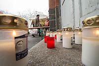 2016/01/27 Berlin | Trauer vor LaGeSo