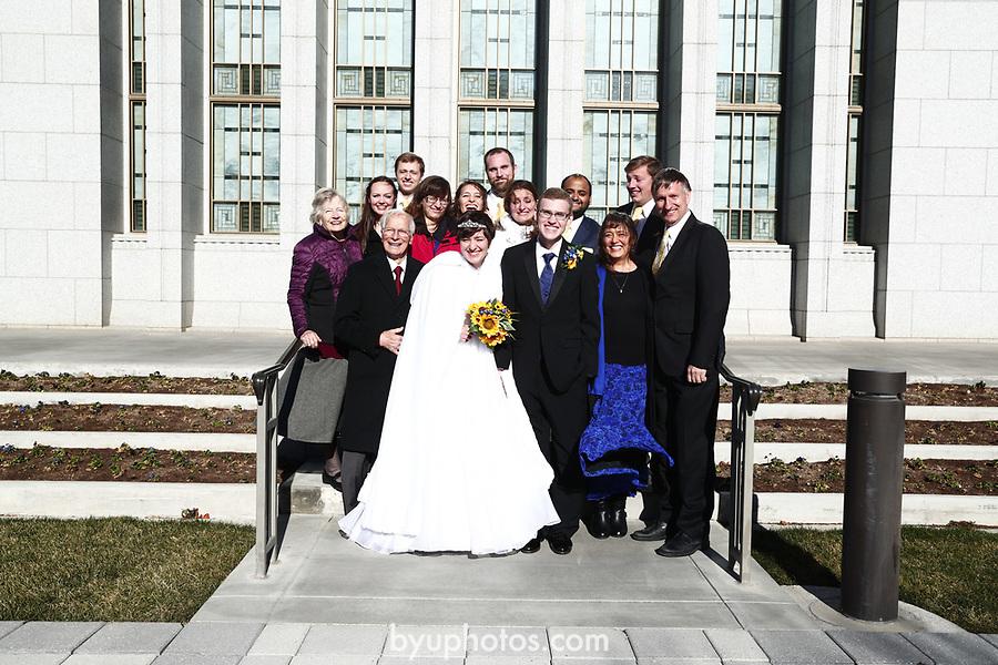 JSW 1711 Anderson Wedding 189<br /> <br /> JSW 1711 Anderson Wedding<br /> <br /> Derek and Becky Anderson - Draper Temple<br /> <br /> December 28, 2017<br /> <br /> Jaren Wilkey/BYU<br /> <br /> &copy; BYU PHOTO 2017<br /> All Rights Reserved<br /> photo@byu.edu  (801)422-7322