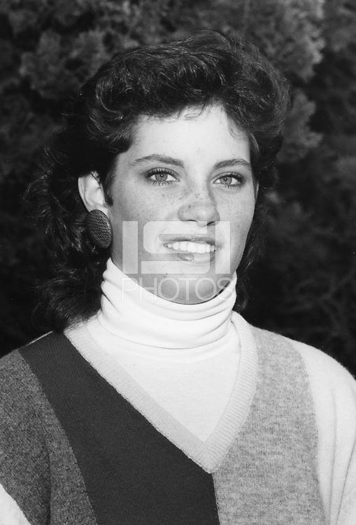 1987: Stephanie Parel.
