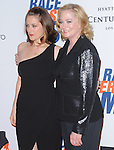 Cybill Shepherd and Clementine Ford at The 19th ANNUAL RACE TO ERASE MS GALA held at The Hyatt Regency Century Plaza Hotel in Century City, California on May 18,2012                                                                               © 2012 Hollywood Press Agency