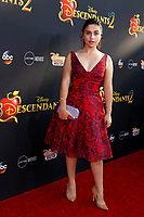 """LOS ANGELES - JUL 11:  Brianna DAmico at the """"Descendants 2"""" Premiere Screening at the Cinerama Dome at ArcLight on July 11, 2017 in Los Angeles, CA"""