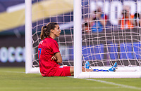 PHILADELPHIA, PA - AUGUST 29: Tobin Heath #17 of the United States celebrates during a game between Portugal and the USWNT at Lincoln Financial Field on August 29, 2019 in Philadelphia, PA.