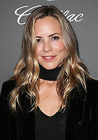 06 January 2018 - Santa Monica, California - Maria Bello. The Art Of Elysium's 11th Annual Black Tie Artistic Experience HEAVEN Gala held at Barker Hangar. <br /> CAP/ADM/FS<br /> &copy;FS/ADM/Capital Pictures