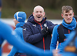 290216 Rangers training