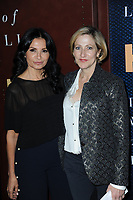www.acepixs.com<br /> May 11, 2017  New York City<br /> <br /> Kathrine Narducci and Edie Falco attending the 'The Wizard Of Lies' New York Premiere at The Museum of Modern Art on May 11, 2017 in New York City. <br /> <br /> Credit: Kristin Callahan/ACE Pictures<br /> <br /> <br /> Tel: 646 769 0430<br /> Email: info@acepixs.com