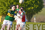 Kerry v Mayo in their National League match in Annascaul on Sunday.   Copyright Kerry's Eye 2008