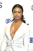 cast of &quot;God Friended Me&quot;,  Javicia Leslie attends the CBS Upfront 2018-2019 at The Plaza Hotel in New York, New York, USA on May 16, 2018.<br /> <br /> photo by Robin Platzer/Twin Images<br />  <br /> phone number 212-935-0770