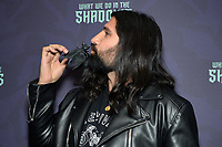 "NEW YORK - MARCH 19:  Kayvan Novak attends the premiere event for FX Networks ""What We Do In The Shadows"" at The Metrograph on March 19, 2019 in New York City. (Photo by Anthony Behar/FX/PictureGroup)"
