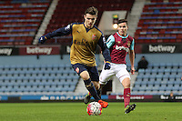 West Ham United Under-21 vs Arsenal Under-21 14-12-15