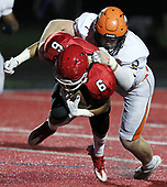 Brother Rice at St. Mary's, Varsity Football, 9/29/17