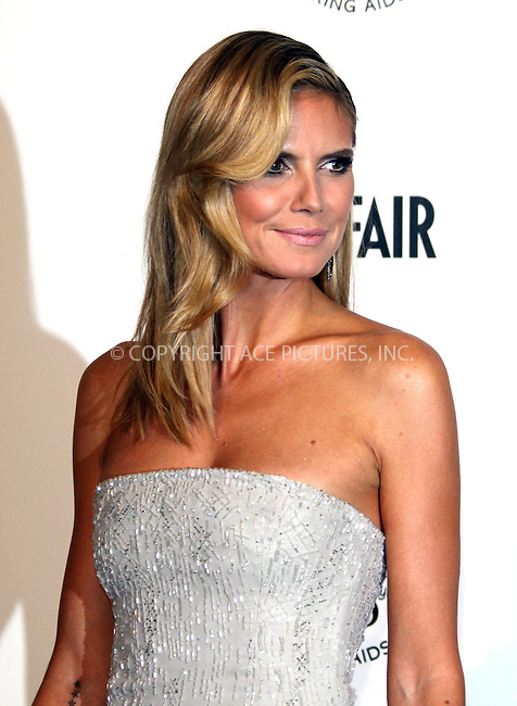 WWW.ACEPIXS.COM . . . . .  ..... . . . . US SALES ONLY . . . . .....September 23 2011. Italy....Heidi Klum at the 2011 amfAR Milano Gala, Auction & Dinner at La Permanente on September 23 2011 in Milan, Italy ....Please byline: FAMOUS-ACE PICTURES... . . . .  ....Ace Pictures, Inc:  ..Tel: (212) 243-8787..e-mail: info@acepixs.com..web: http://www.acepixs.com
