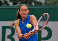 Paris, France, 28 June, 2016, Tennis, Roland Garros, Daria Kasatkina (RUS)<br /> Photo: Henk Koster/tennisimages.com