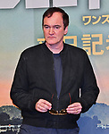"Director Quentin Tarantino attends the press conference for ""Once upon a time in Hollywood"" at the Ritz-Carlton Tokyo in Tokyo, Japan on August 26, 2019. (Photo by AFLO)"