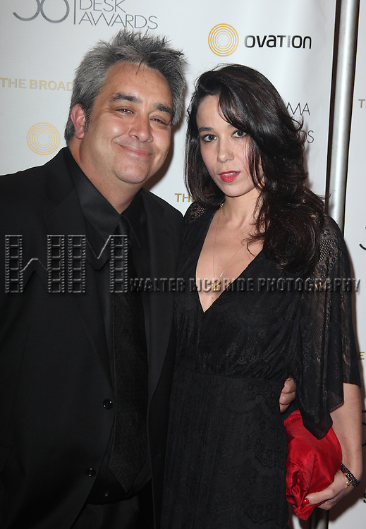 Stephen Adly Guirgis.attending the 56th Annual Drama Desk Awards Arrivals at Hammerstein Ballroom in New York City.