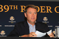 Ryder Cup Captain Davis Love III Press Conference