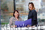 Aoife O'Rielly, Network Manager South Kerry Skillnet and Breda O'Sullivan, Network Administrator South Kerry Skillnet