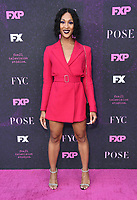 "09 August 2019 - West Hollywood, California - MJ Rodriguez. Red Carpet Event For FX's ""Pose"" held at Pacific Design Center.   <br /> CAP/ADM/BT<br /> ©BT/ADM/Capital Pictures"