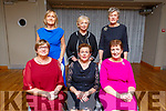 6 former members of staff at Presentation Secondary School in Tralee enjoying their retirement party in the Ballroe Heights Hotel on Friday night.<br /> Seated L-r, Kay O'Mahoney (Killorglin), Kay McCarthy (Tralee) and Kay Kirby (Ardfert). Standing l tor: Noreen O'Grady (Killorglin), Mary Colgan (Tralee) and Marion Burke (Castlemaine).