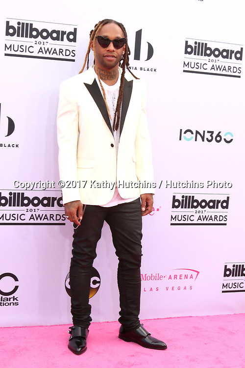 LAS VEGAS - MAY 21:  Ty Dolla Sign at the 2017 Billboard Music Awards - Arrivals at the T-Mobile Arena on May 21, 2017 in Las Vegas, NV
