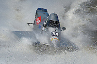 Frame 9: Kris Shepard, (#46) passes Jeff Reno, #34 for the race lead and the win down the main straight. (SST-120 class)