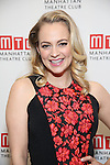 Jenni Barber attends the 2016 Manhattan Theatre Club's Fall Benefit at 583 Park Avenue on November 21, 2016 in New York City.