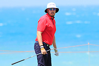 Ryan Evans (ENG) during the second round of the Rocco Forte Sicilian Open played at Verdura Resort, Agrigento, Sicily, Italy 11/05/2018.<br /> Picture: Golffile | Phil Inglis<br /> <br /> <br /> All photo usage must carry mandatory copyright credit (&copy; Golffile | Phil Inglis)