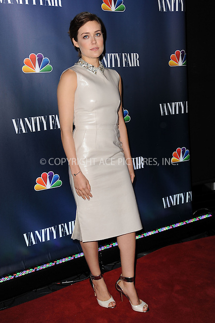 WWW.ACEPIXS.COM<br /> September 16, 2013 New York City<br /> <br /> Megan Boone attending NBC's 2013 Fall Launch Party at the The Standard Hotel on September 16, 2013 in New York City.<br /> <br /> By Line: Kristin Callahan/ACE Pictures<br /> <br /> ACE Pictures, Inc.<br /> tel: 646 769 0430<br /> Email: info@acepixs.com<br /> www.acepixs.com<br /> Copyright:<br /> Kristin Callahan/ACE Pictures