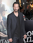 Keanu Reeves at The Warner Bros. Pictures L.A. Premiere of Cloud Atlas held at The Grauman's Chinese Theatre in Hollywood, California on October 24,2012                                                                               © 2012 Hollywood Press Agency