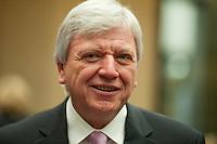 Berlin, Der Ministerpräsident von Hessen, Volker Bouffier (CDU) am Freitag (07.06.13) im Bundesrat. Foto: Steffi Loos/CommonLens