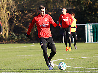 Branimir Hrgota (Eintracht Frankfurt) - 14.02.2018: Eintracht Frankfurt Training, Commerzbank Arena