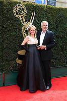 PASADENA - APR 29: Lorette McCook, John McCook at the 45th Daytime Emmy Awards Gala at the Pasadena Civic Center on April 29, 2018 in Pasadena, California