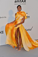 ANTIBES, FRANCE. May 23, 2019: Jasmine Tookes at amfAR's Gala Cannes event at the Hotel du Cap d'Antibes.<br /> Picture: Paul Smith / Featureflash