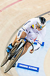 Santiago Ramirez Morales of the Colombia team competes in the Men's Sprint - Qualifying as part of the 2017 UCI Track Cycling World Championships on 14 April 2017, in Hong Kong Velodrome, Hong Kong, China. Photo by Chris Wong / Power Sport Images