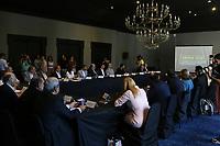 SÃO PAULO, SP, 02.02.2019: POLÍTICA-SP: João Doria, Governador de São Paulo, participa de reunião com secretariado, no Palácio dos Bandeirantes, neste sábado, 2.( Foto: Charles Sholl/Brazil Photo Press)