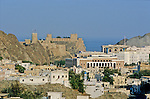 Old Muscat and the modern palace of the Sultan which signals the 20th-century Renaissance of this great country