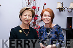 "Women in Media: Attending the Women in Media opening at Kilcooly's Country House hotel on Saturday  evening last were broadcaster & journalist Olivia O'Leary and winner of the ""Women to Watch Award"" Louise Ni Fhiannadta from Ventry."