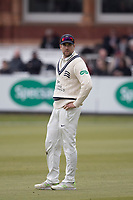 David Malan of Middlesex CCC during Middlesex CCC vs Lancashire CCC, Specsavers County Championship Division 2 Cricket at Lord's Cricket Ground on 12th April 2019