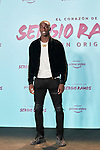 Ferland Mendy in the world preview of EL CORAZÓN DE SERGIO RAMOS, documentary series about the life of the captain of Real Madrid and the Spanish Soccer Team, at the Reina Sofía Museum on September 10, 2019 in Madrid, Spain.<br />  (ALTERPHOTOS/Yurena Paniagua)